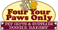 Four Your Paws Only Pet Store