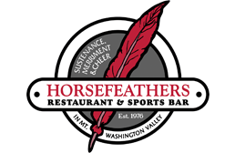 horsefeathers restaurant & Sports Bar